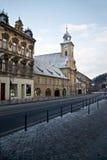 οδός muresenilor στοκ εικόνα