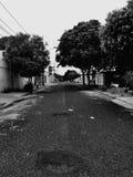 Οδός Uberlândia Στοκ εικόνες με δικαίωμα ελεύθερης χρήσης
