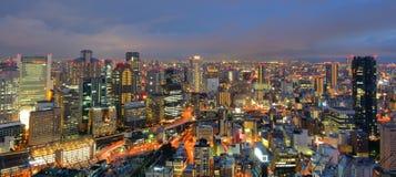 Οζάκα Ιαπωνία Στοκ Φωτογραφία