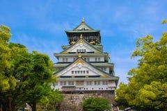 Οζάκα Castle Στοκ Φωτογραφίες
