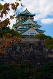 Οζάκα Castle στοκ εικόνα