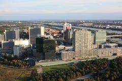 ΟΗΕ Βιέννη πόλεων της Αυσ&t Στοκ φωτογραφίες με δικαίωμα ελεύθερης χρήσης