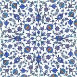 οθωμανικά κεραμίδια Στοκ εικόνες με δικαίωμα ελεύθερης χρήσης