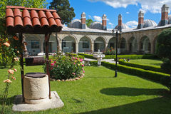 Οθωμανικός κήπος Στοκ φωτογραφίες με δικαίωμα ελεύθερης χρήσης
