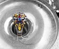 οθωμανικός τρύγος δαχτυ Στοκ φωτογραφία με δικαίωμα ελεύθερης χρήσης