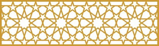 οθωμανικό πρότυπο Στοκ Φωτογραφίες