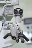 000 οθόνη προσώπων εργαστηριακών μικροσκοπίων αύξησης τριχώματος 300 ηλεκτρονίων φορές Στοκ Φωτογραφίες