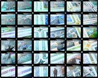 οθόνη Στοκ φωτογραφίες με δικαίωμα ελεύθερης χρήσης