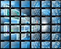 οθόνη Στοκ εικόνες με δικαίωμα ελεύθερης χρήσης
