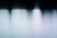 Οθόνη TV δυσλειτουργίας Στοκ Εικόνες