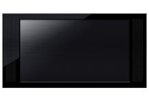 Οθόνη TV LCD Στοκ φωτογραφίες με δικαίωμα ελεύθερης χρήσης