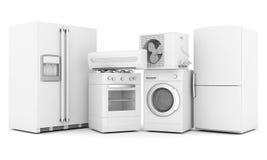 οικιακές συσκευές διανυσματική απεικόνιση