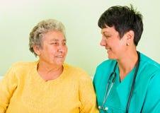 Οικιακή φροντίδα στοκ φωτογραφίες