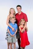 οικογένεια λευκωμάτων στοκ εικόνα με δικαίωμα ελεύθερης χρήσης