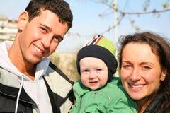 οικογένεια μωρών στοκ φωτογραφίες
