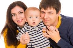 οικογένεια μωρών στοκ φωτογραφίες με δικαίωμα ελεύθερης χρήσης