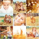 οικογένεια τέσσερα παραλιών λευκές νεολαίες διακοπών άμμου τροπικές στοκ εικόνες με δικαίωμα ελεύθερης χρήσης