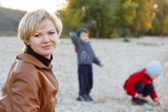 Οικογένεια 005 Στοκ φωτογραφία με δικαίωμα ελεύθερης χρήσης