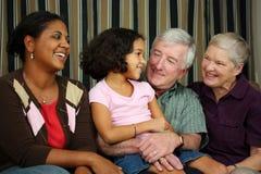 οικογένεια Στοκ εικόνες με δικαίωμα ελεύθερης χρήσης