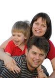 οικογένεια Στοκ Φωτογραφία
