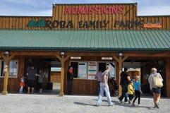 Οικογενειακά αγροκτήματα Roba στο δήμο βόρειου Abington στην Πενσυλβανία Στοκ φωτογραφίες με δικαίωμα ελεύθερης χρήσης