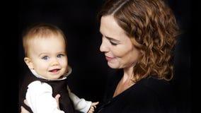 οικογενειακές σχέσει&sigm Στοκ φωτογραφία με δικαίωμα ελεύθερης χρήσης