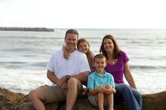 οικογενειακή αγάπη Στοκ φωτογραφία με δικαίωμα ελεύθερης χρήσης