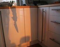 οικογενειακή βία Στοκ Εικόνα