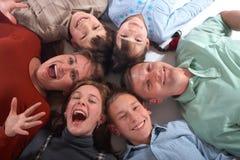 οικογενειακή διασκέδα στοκ εικόνες με δικαίωμα ελεύθερης χρήσης