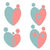 οικογενειακή καθορι&sigma ελεύθερη απεικόνιση δικαιώματος
