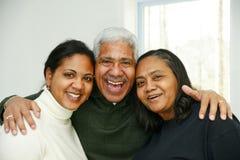 οικογενειακή μειονότητ Στοκ φωτογραφίες με δικαίωμα ελεύθερης χρήσης