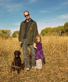 οικογενειακή διασκέδ&alpha Στοκ Εικόνες