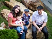 οικογενειακός πατέρας όπως τον καλυμμένο γιο στοκ εικόνες με δικαίωμα ελεύθερης χρήσης