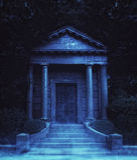 Οικογενειακός τάφος Στοκ φωτογραφία με δικαίωμα ελεύθερης χρήσης