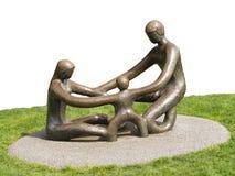 οικογενειακό άγαλμα