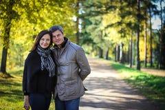 Οικογενειακό ζεύγος Στοκ Φωτογραφίες