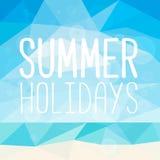 οικογενειακό καλές διακοπές καλοκαίρι σας Στοκ φωτογραφία με δικαίωμα ελεύθερης χρήσης