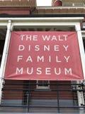 Οικογενειακό μουσείο disney Walt Στοκ εικόνες με δικαίωμα ελεύθερης χρήσης