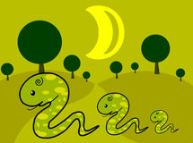 οικογενειακό s φίδι 03 αδε ελεύθερη απεικόνιση δικαιώματος