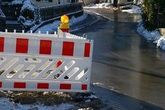 Οικοδομές σε μια οδό στην πόλη Στοκ φωτογραφία με δικαίωμα ελεύθερης χρήσης