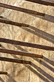 οικοδόμηση ακτίνων ξύλινη Στοκ φωτογραφία με δικαίωμα ελεύθερης χρήσης