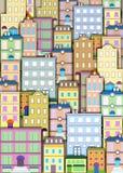 οικοδόμηση ανασκόπησης αστική Στοκ φωτογραφία με δικαίωμα ελεύθερης χρήσης