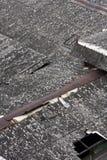 οικοδόμηση ανασκόπησης π&a Στοκ Εικόνες