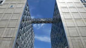 οικοδόμηση βιομηχανική Στοκ εικόνα με δικαίωμα ελεύθερης χρήσης