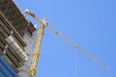 οικοδόμηση κτηρίου κάτω Στοκ Φωτογραφίες