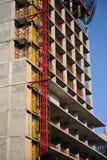 οικοδόμηση κτηρίου κάτω Στοκ Εικόνα