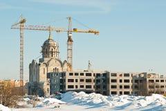 οικοδόμηση κτηρίου Στοκ εικόνες με δικαίωμα ελεύθερης χρήσης