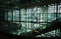 οικοδόμηση κτηρίου Στοκ Εικόνα