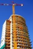 οικοδόμηση κτηρίου Στοκ φωτογραφίες με δικαίωμα ελεύθερης χρήσης