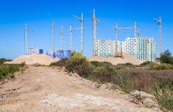 οικοδόμηση κτηρίων νέα Στοκ Εικόνα